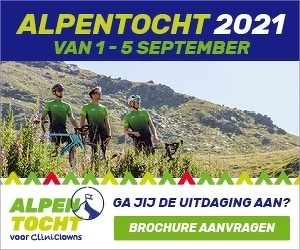 Alpentocht mei MR