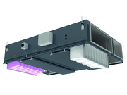 Auerhaan presenteert de compacte GLOBAL LP plafond HR WTW units